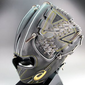 アシックス 一般硬式内野手用右投げ ゴールドステージ スピードアクセル 3121A125(001)ブ...