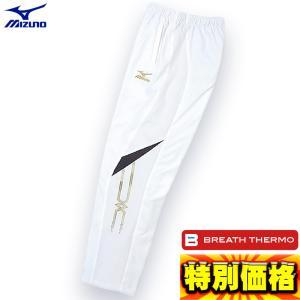 ミズノ MIZUNO ブレスサーモ トレーニングウォーマーパンツ 32JF4531□□ 6色展開|kasukawa