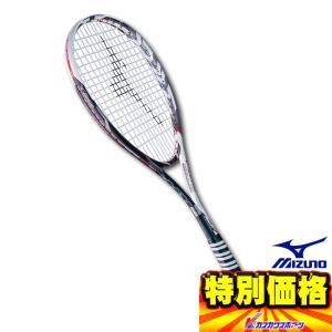 ミズノ 前衛向けソフトテニス用ラケット ジスト Tゼロ 63JTN631|kasukawa