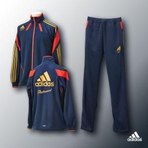 アディダス adidas Professional ウォームアップジャケット長袖上下セット AG902 AG903 3色展開|kasukawa|03