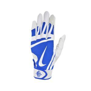 ナイキ NIKE バッティング手袋 高校野球対応 両手用 ハラチエッジ BA1003-178
