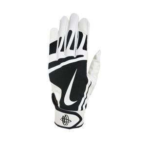 ナイキ NIKE バッティング手袋 高校野球対応 両手用 ハラチエッジ BA1003-189