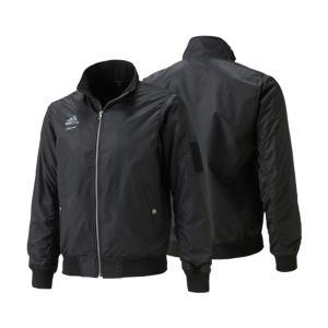 アディダス グランドコート Professional Black Series コーチングジャケット BVU20