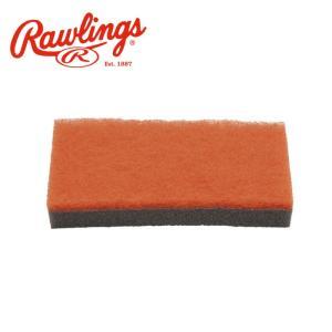ローリングス 万能強力クリーナースポンジ オレンジ 7×14cm EAOL8S06