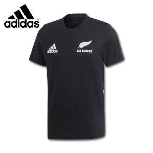 アディダス オールブラックスコットンT ラグビーニュージーランド代表Tシャツ FLX90-DN5991