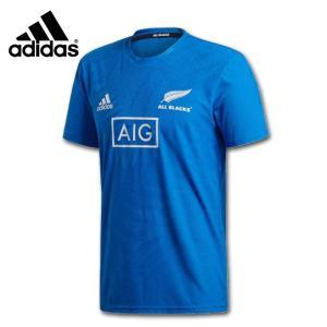 NZ代表ジャージーにインスパイアされたトレーニングTシャツ。 パフォーマンスを発揮するために、アイコ...
