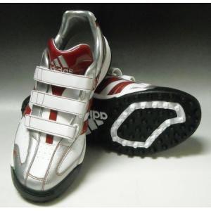 2010年秋冬モデル アディダス adidas JP トレーナーIII トレーニングシューズ G24017 ランニングホワイト×ユニバーシティレッド×メタリックシルバー