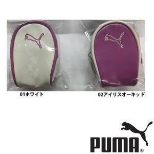 PUMA プーマ ゴルフ ボールケースLT|kasukawa