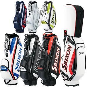 スリクソン ゴルフ キャディバッグ GGC-S166 カスカワスポーツ