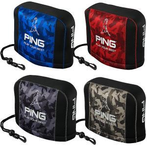 PING アイアン用 カモヘッドカバー HC-C211 ピンゴルフ