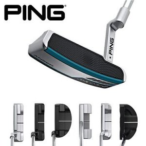 ピンゴルフ シグマ2 ゴルフクラブ パター 長さ調節機能付き PING SIGMA2 ブレード