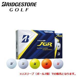 BRIDGESTONE ブリヂストン ゴルフボール TOURBJGR 1スリーブ(3個入り)