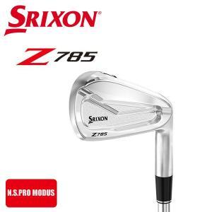 スリクソン Z785 アイアン モーダス120 6本セット(5〜9、PW)ゴルフクラブ
