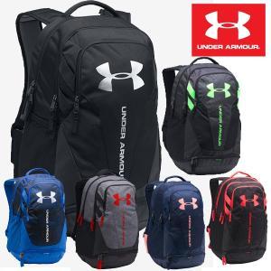 UNDER ARMOUR アンダーアーマー バッグパック スポーツバッグ リュックサック メンズ レディース HUSTLE 3.0 1294720 kasukawa