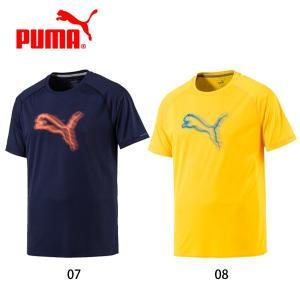 【PUMA】プーマ  コアラン コアラン ロゴ SS Tシャツ メンズ  515761