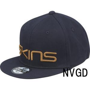 スキンズ アクティブ スピン キャップACTIVE SPAN CAP 帽子 kasukawa 02