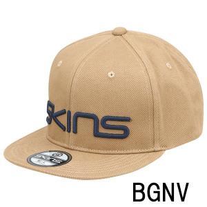 スキンズ アクティブ スピン キャップACTIVE SPAN CAP 帽子 kasukawa 03
