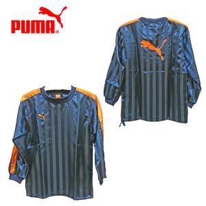 Puma プーマ トライアルコートJR ジュニア 少年用 サッカー・フットサル ウェア PR123S...