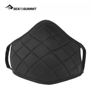 Sea To Summit バリア フェイスマスク ブラック|カスカワスポーツ