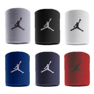ジョーダンのジャンプマンロゴ刺繍入りリストバンド。 伸縮性に優れ、汗をしっかり吸収します。  ●バス...