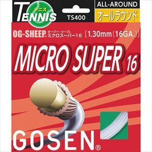 ゴーセン OG−SHEEP ミクロスーパー16 GOS-TS400