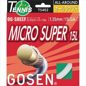 ゴーセン OG−SHEEP ミクロスーパー15L GOS-TS402
