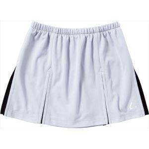 LUCENT(ルーセント) Ladies スカート(インナースパッツ付) シルバーグレー|カスカワスポーツ