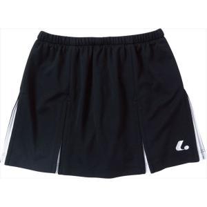 LUCENT(ルーセント) Ladies スカート(インナースパッツ付) ブラック|カスカワスポーツ