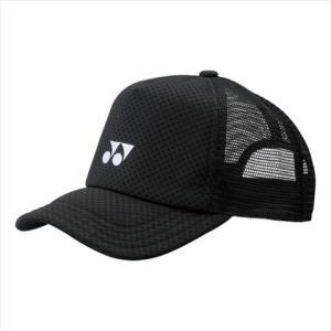 Yonex(ヨネックス) 男女兼用 メッシュキャップ ブラック カスカワスポーツ