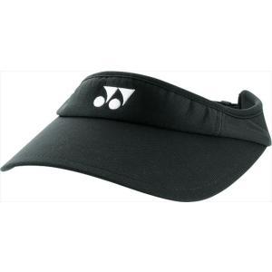 Yonex(ヨネックス) WOMEN ベリークールサンバイザー40036 ブラック カスカワスポーツ