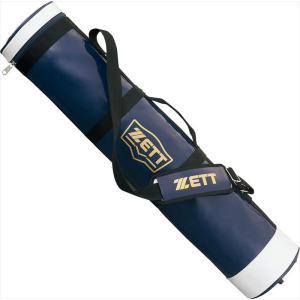 ZETT(ゼット) バットケース5〜6本入 ネイビー/ホワイト