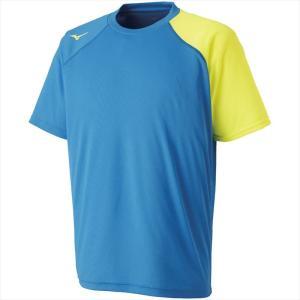 MIZUNO ミズノ Tシャツ 24:ディーバブルー カスカワスポーツ