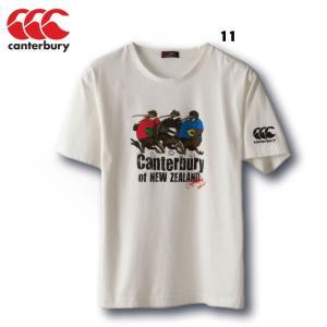 カンタベリー canterbury メンズ半袖...の詳細画像1