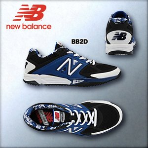 ニューバランス  new balance 野球トレーニングシューズ(スリム) T4040BB2D T4040BK2D T4040BR2D|kasukawa|02