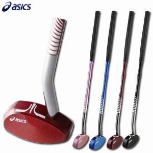 アシックス グランドゴルフ グラウンドゴルフ ハンマーバランスTCクラブ GGG186 一般右打者 父の日 母の日 敬老の日|kasukawa