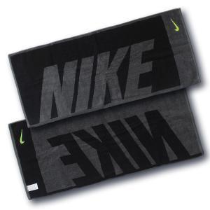 ナイキ  NIKE ジャガード タオル ミディアム 35cm×80cm TW2514 (063)ダー...