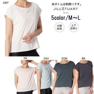 【2020年新作】ネコポス送料無料 レディース Tシャツ JILL STUART ジルスチュアート ...