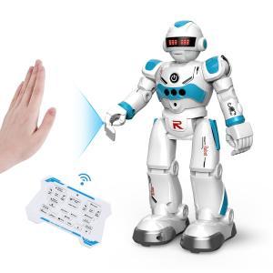 DE99888-3 ロボット おもちゃ 電動ロボット ラジコン 男の子 多機能ロボット プログラム可...