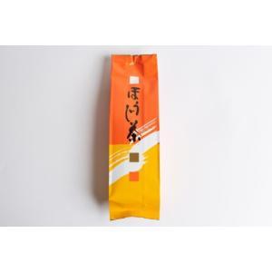 ほうじ茶 200g 炭火で自家焙煎 特上焙じ茶 200g  原ヲビヤ園茶舗 大正時代創業の老舗茶屋 kataharamachi