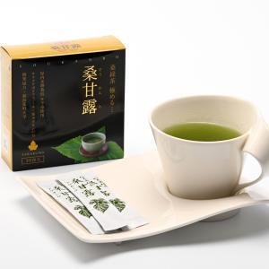 粉末桑緑茶 桑甘露(ソウカンロ)30包入り|katakura-silkhotel