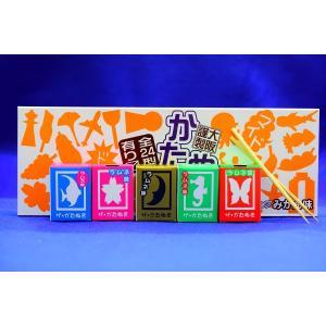 お家で遊べる!カタヌキ菓子お試しセット|katanukigasi