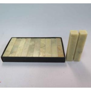 青田石 優質 0.9×H5.0cm(10本/箱)|kato-trading2