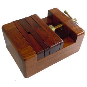 印床ねじ式(花梨) 13.3×9.8×H5.8cm|kato-trading2