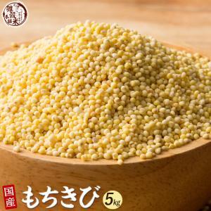 米 雑穀 雑穀米 国産 もちきび 5kg(500g x10袋) 送料無料 厳選 黍 きび 雑穀米本舗 katochanhonpo