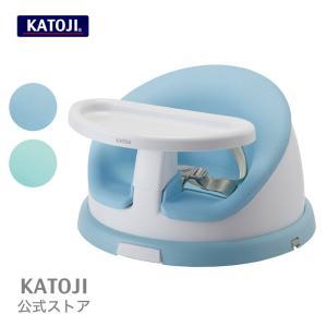ベビーチェア 回転ブースターチェア( 選べる2色 ) KATOJI ( カトージ )