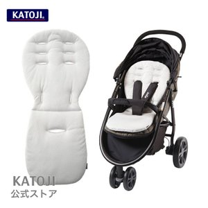 KATOJI (カトージ) ベビーカーオプション|クッション さらさらドライ