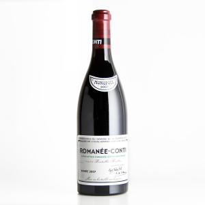 ロマネコンティ 2007 Romanee Conti ※ラベル擦れ (ドメーヌ・ド・ラ・ロマネコンティ DRC ブルゴーニュ)...