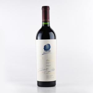 オーパス・ワン Opus One  ヴィンテージ:2002 パーカーポイント:94 飲み頃:2014...