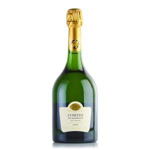2005 テタンジェ コント・ド・シャンパーニュ 【箱無し】 (フランス シャンパン 泡)