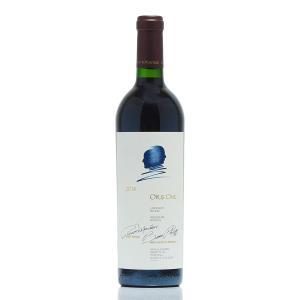 2014 オーパス・ワン (カリフォルニア 赤ワイン)